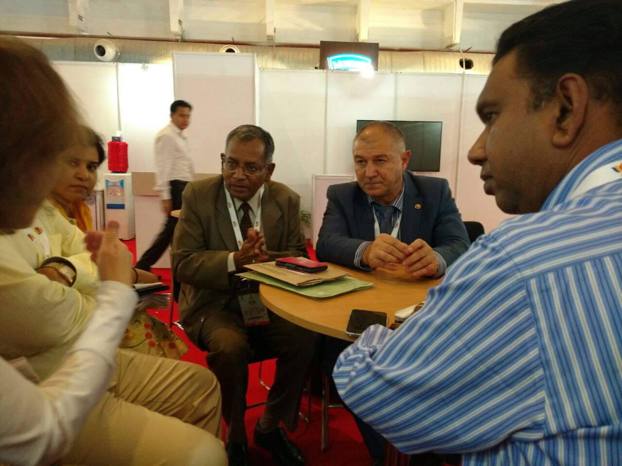 Our CEO attended a BRICS Russia Meeting
